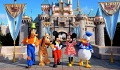Disneyland i Los Angeles og Disney California Adventure Park