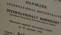 Internationalt kørekort ved leje af bil i USA