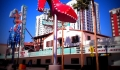 Kasinoer i Las Vegas downtown