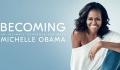 Michelle Obama promoverer dansk produkt ifm. bogturné