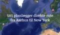 Checkin.dk: SAS planlægger direkte New York rute fra Aarhus Lufthavn