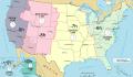 Tidszoner i USA og sommertid i USA