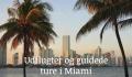 Guidede ture i Miami