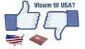 Søger du visum til USA? – Facebook, YouTube og Twitter oplysninger kræves
