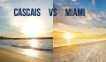 Cascais og Miami Beach venskabsbyer