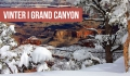 Grand Canyon klar til jul – sne i Arizona nationalpark
