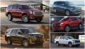 Anbefaling stor SUV med plads til 7-8 personer