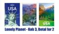 Rabat på USA rejsebøger fra Lonely Planet – køb 3 guidebøger og betal for 2