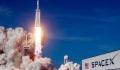 "SpaceX-astronauter på vej tilbage til Jorden i SpaceX-rumkapslen ""Crew Dragon"""